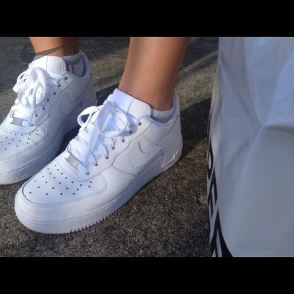 nike air force 1 low white womens size 8